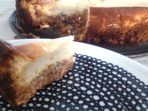 skyr-kakku